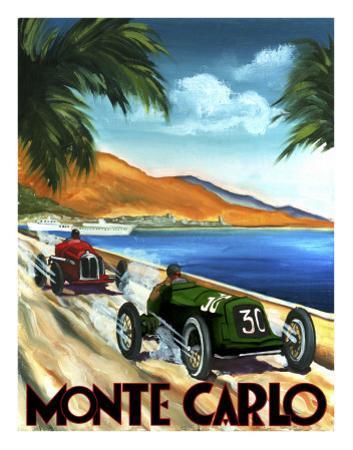 Monte Carlo by Chris Flanagan