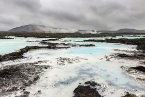 The Blue Lagoon, Iceland, Polar Regions by Chris Hepburn