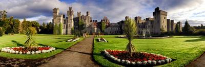 Ashford Castle in County Mayo, Ireland