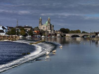 Athlone in County Westmeath, Ireland by Chris Hill