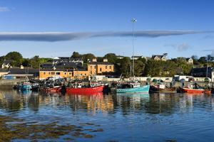 Castletown Bearhaven Harbour in Beara, County Cork by Chris Hill