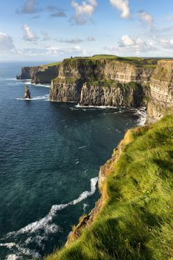 Cliffs of Moher, County Clare, Ireland by Chris Hill