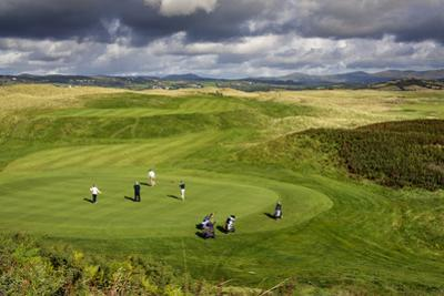 Donegal Championship Golf Club, Mervagh, Laghey, County Donegal, Ireland by Chris Hill