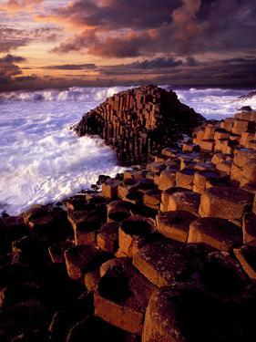 Giant's Causeway in Northern Ireland by Chris Hill