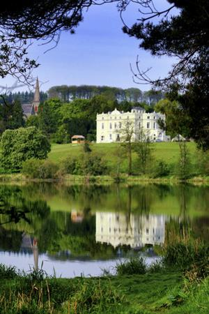 Hope Castle or Castle Blaney in County Monaghan, Ireland by Chris Hill