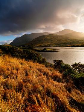 Killary Lough in County Galway in Ireland by Chris Hill