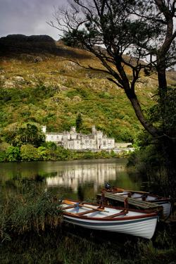 Kylemore Abbey in Connemara by Chris Hill