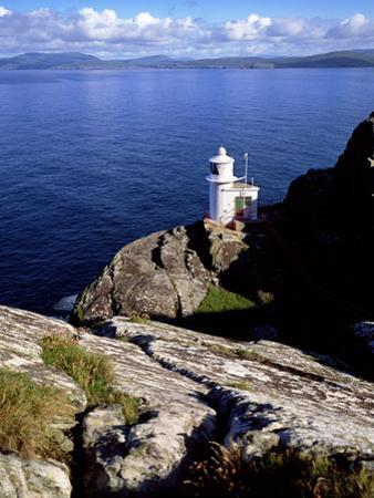 Sheep's Head Lighthouse in Bantry Bay, County Cork by Chris Hill