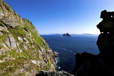 Skellig Michael, County Kerry by Chris Hill