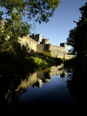 The Medieval Cahir Castle in Tipperary, Ireland by Chris Hill
