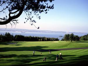 The Royal Belfast Golf Club on the Shores of Belfast Lough by Chris Hill