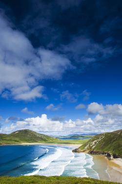 Tranarossan Strand in Donegal by Chris Hill