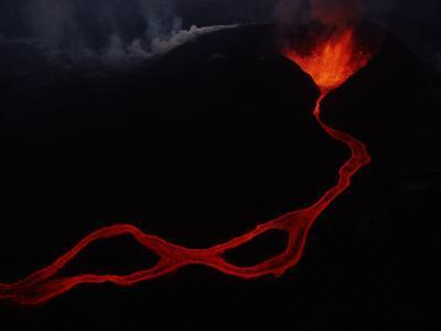 Lava Stream by Chris Johns