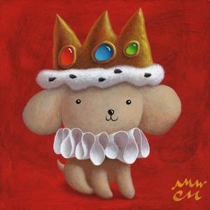 Royal Pup by Chris Miles