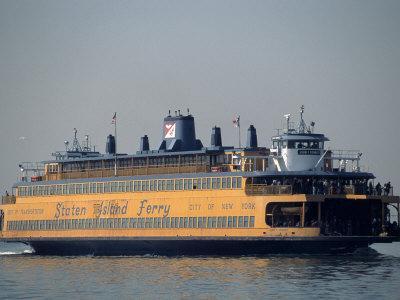 Staten Island Ferry, Staten Island, NY