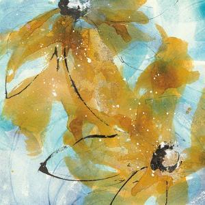 Amber Blue I by Chris Paschke