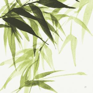 Bamboo IV Green by Chris Paschke
