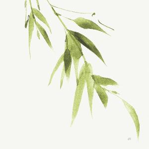 Bamboo VI Green by Chris Paschke