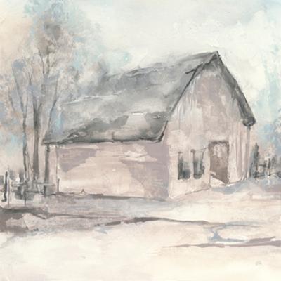 Barn I by Chris Paschke