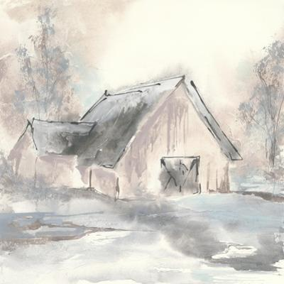 Barn II by Chris Paschke