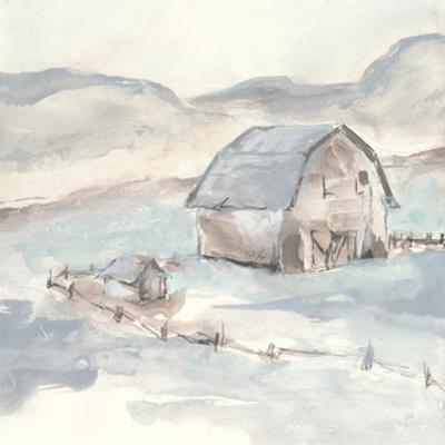 Barn IV by Chris Paschke
