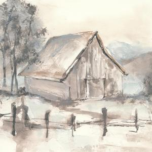 Barn VII by Chris Paschke