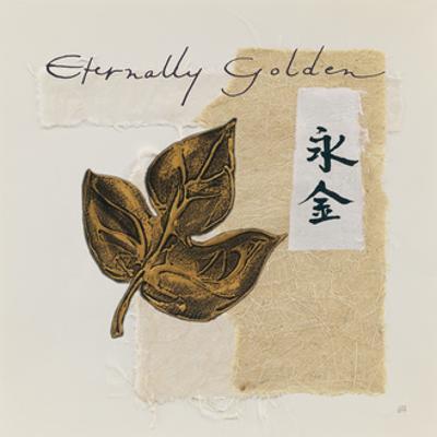 Bronze Leave IV Eternally Golden by Chris Paschke