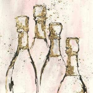 Champagne is Grand II by Chris Paschke
