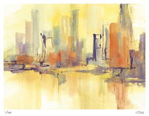 City Glow II by Chris Paschke