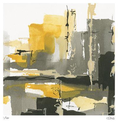City Grey I by Chris Paschke