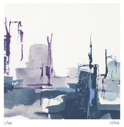 City Indigo III by Chris Paschke