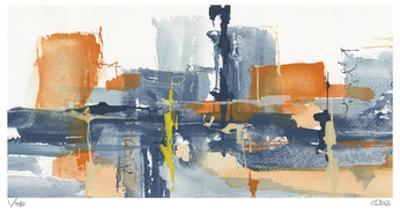 City Orange I by Chris Paschke