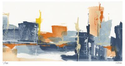 City Orange II by Chris Paschke