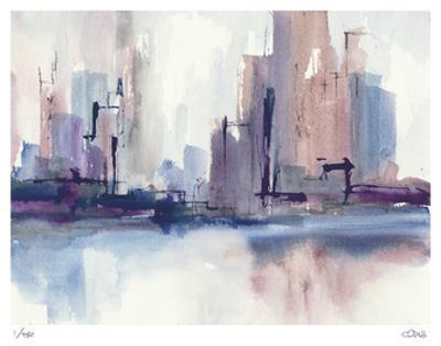 City Tints by Chris Paschke