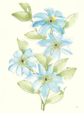 Clematis Bouquet II by Chris Paschke