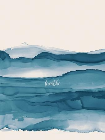 Coastal Ink I Eventide Crop I Breathe