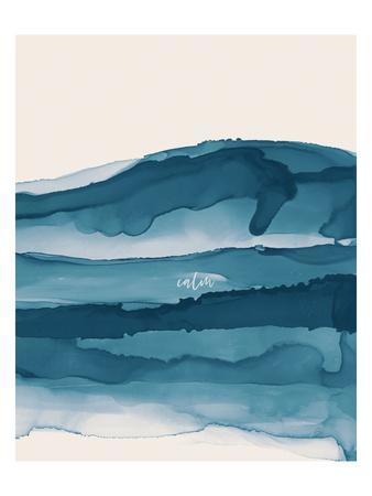 Coastal Ink I Eventide Crop II Calm