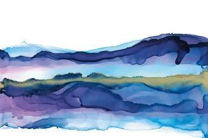 Coastal Ink I by Chris Paschke