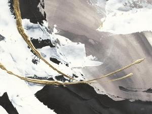 Gilded Arcs I Crop by Chris Paschke