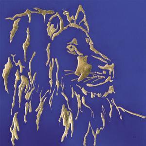 Gilded Lion Indigo by Chris Paschke