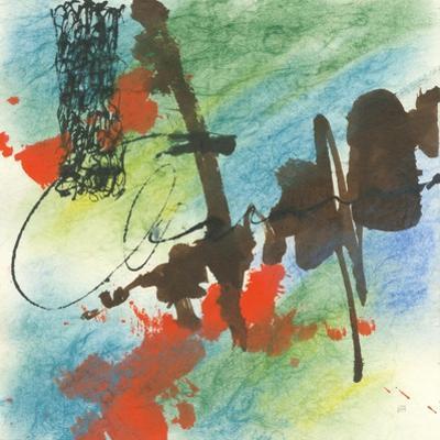 Graffiti Blue I