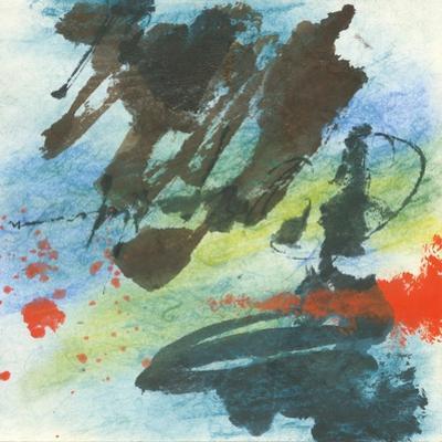 Graffiti Blue II by Chris Paschke