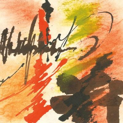 Graffiti Orange II