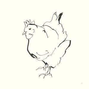 Line Chicken II by Chris Paschke