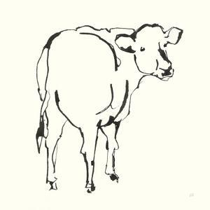 Line Cow by Chris Paschke