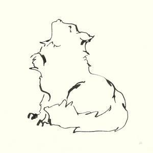Line Kitten I by Chris Paschke