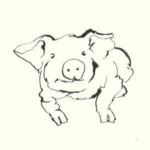Line Pig II by Chris Paschke