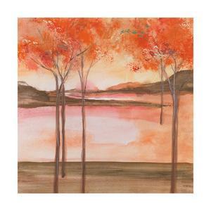 Mountain Meadow I by Chris Paschke