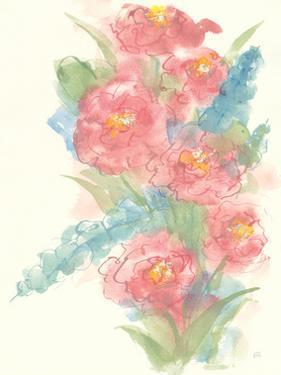 Peony Bouquet I by Chris Paschke