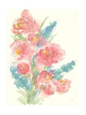 Peony Bouquet II by Chris Paschke